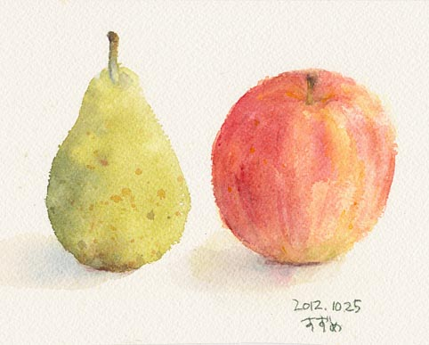 洋梨とリンゴ.jpg